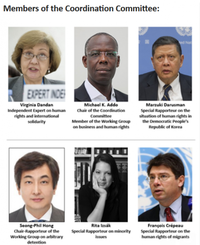 Webinar – Strengthening the Human Rights Agenda