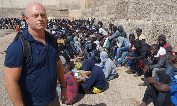 The migrant slave trade is booming in Libya. Why is the world ignoring it?