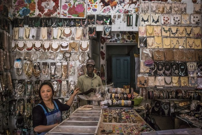 Chinese Merchants Thrive in Senegal, Where People 'Needed Stuff'