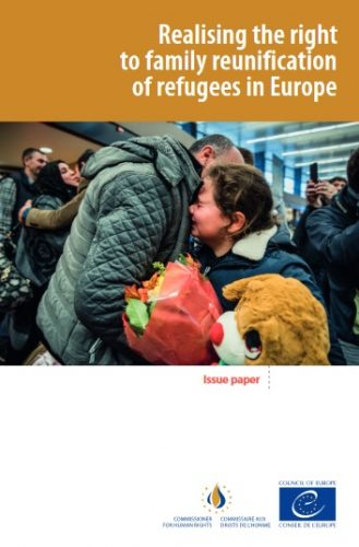 Ensuring family reunification for refugees in Europe