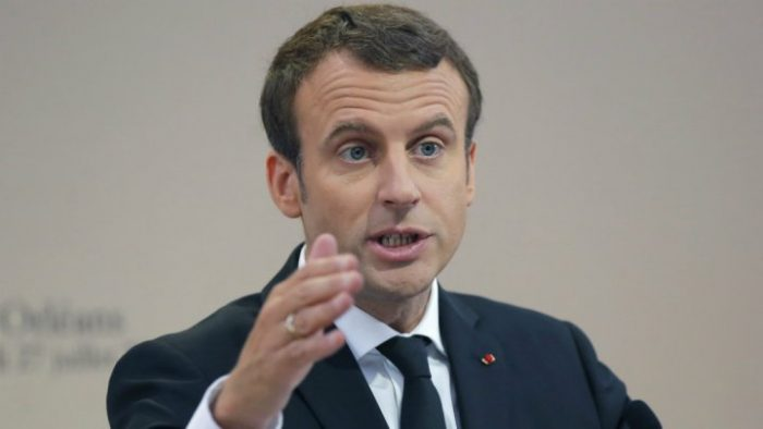 'Hotspots' in Libya: French President Macron's troubling announcement