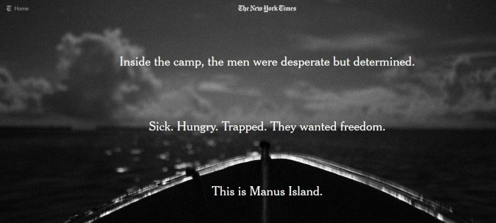 Multimedia Feature: Refugees Trapped Far From Home, Farther From Deliverance