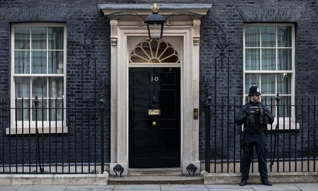 No 10 acknowledged that a request had been received from the Caribbean high commissioners and confirmed that a meeting had not been scheduled. Photograph: Vianney Le Caer/Rex/Shutterstock