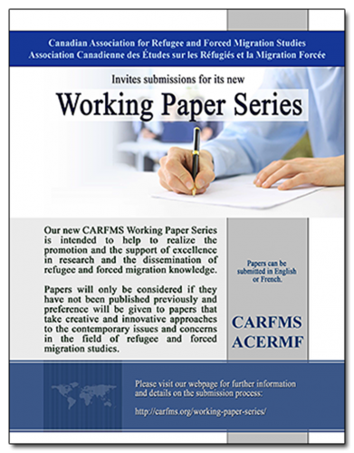 CARFMS Working Paper Series