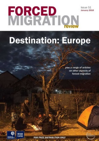Cover of the January 2016 issue