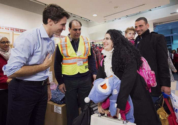 Canada's Private and Government Sponsorship of Syrian Refugees: Successes, Challenges, Prospects