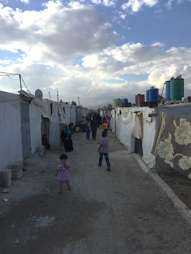 Al Awda refugee camp, managed by URDA, Bar Elias, Bekaa, Lebanon (Source: Kikano, 2017)