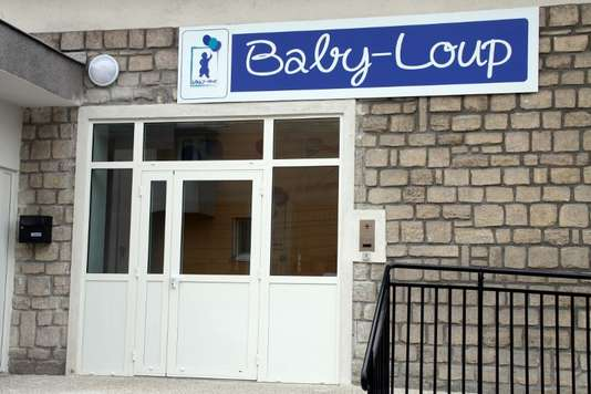 A photo taken on June 3, 2014 shows the new building of the private nursery Baby-Loup in Conflans-Sainte-Honorine, west of Paris. AFP PHOTO / ESTELLE EMONET / AFP PHOTO / ESTELLE EMONET